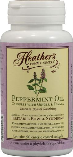 Heather's Tummy Care Peppermint Oil $10.49