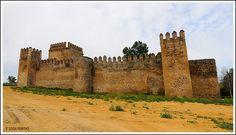 Castillo de Las Aguzaderas, El Coronil, Sevilla - Spain
