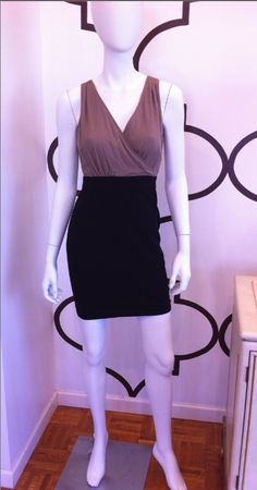 DRESS NUDE/BLACK $68- CALL SPLASH TO ORDER 314-721-6442