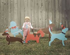 #photo #booth #walking #dogs #puppy #party Birthday Party Ideas - Blog - (PRECIOUS) PUPPY DOG PARTY ~ BIRTHDAY PARTY IDEAS ~ PAWTY ~ BARKERY