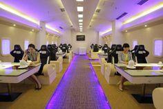 al estilo A380 en Chongqing