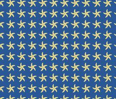 Star4 fabric by byanhor on Spoonflower - custom fabric