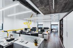 Дизайн офиса архитектурной студии IND ARCHITECTS - IND Office