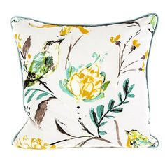 Spring has sprung with Honolulu Scatter Cushions from Chic Republic Interiors Decor, Throw Pillows, Cushions, Interior, Tapestry, Home Decor, Scatter Cushions