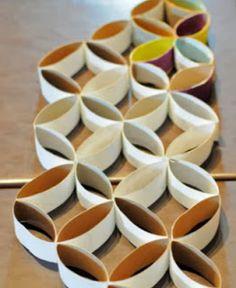 Κατασκευές με Ρολό Χαρτιού Rolled Paper Art, Club, Toilet Paper Rolls, Balls, Paper Envelopes, Cartonnage