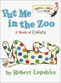 The picture book is about color spot leopard story. It is very fun and easy. and good for study color.