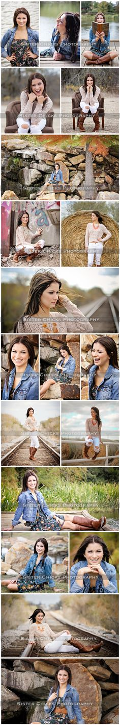 Some of these I don't really like but others I do, and YES I want fall senior pics.