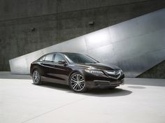The 2015 Acura TLX