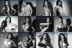 Meet The Contestants of Miss Nicaragua 2016