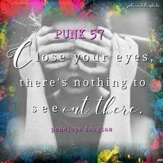 Punk 57 by Penelope Douglas.