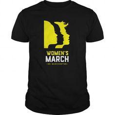 Cool Womens March on Washington T-Shirts