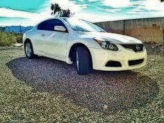2010 Nissan Altima Coupe Nissan Sports Cars, Nissan Altima Coupe, Future Car, Fuel Economy, Jeeps, Hot Wheels, Dream Cars, Trucks, Truck