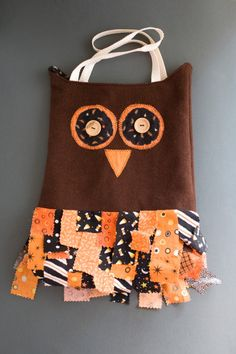Owl Craft Tutorials for Halloween