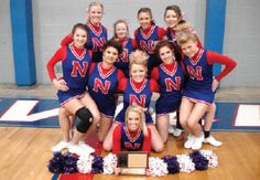 The Nashville Community High School cheerleaders competed in the Illinois Cheerleading Coaches Association Championships in Springfield Feb. Description from nash-news.com. I searched for this on bing.com/images