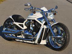 Harley Davidson Posters, Harley Davidson V Rod, Custom Street Bikes, Custom Motorcycles, Custom Trikes, Moto Bike, Motorcycle Bike, Harley Night Rod, Hd V Rod