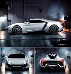 W Motors: Lykan Hypersport
