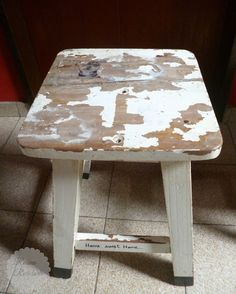 El decapado es uno de los efectos más usados cuando de reciclar un mueble viejo o decorar un objeto nuevo se trata. ¡Mira!