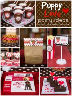 Puppy love party ideas