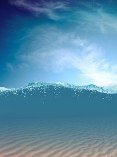 Beach, Underwater Beach Sea Air Clouds Nature Dun #beach, #underwater, #beach, #sea, #air, #clouds, #nature, #dun