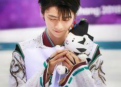 Yuzuru Hanyu Olympics 2018