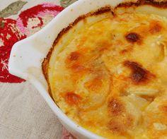 Potatoes Cheese Cream No Leftovers