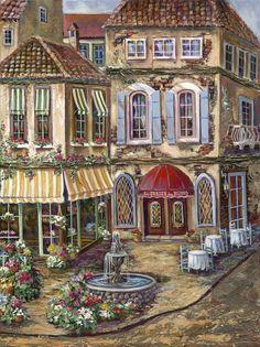 Ginger Cook Городские пейзажи, улочки и витрины. Обсуждение на LiveInternet - Российский Сервис Онлайн-Дневников