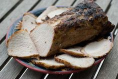 How to Brine and Grill a Pork Loin Roast