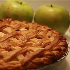 Apple Pie I Allrecipes.com