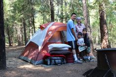 Go Explore Nature: 3 Budget-Friendly Ideas for Family Camping
