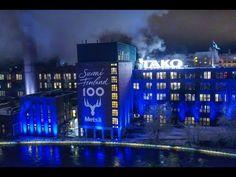 Suomi Finland 100  -  Tampere - YouTube