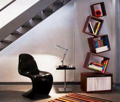 20 Creative bookshelf ideas