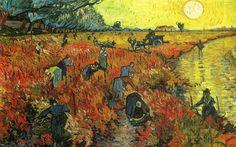 french vineyard wallpaper - Google Search