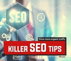 Killer SEO Tips For Beginners That Will Drive More Organic Search Traffic 2016 - Let's discuss best web SEO optimization practices, how mobile-friendly website help low bounce rate, the effect of targeted keywords, the necessity of quality content, and the negative effect of duplicating content. You don't need to be an SEO expert to improve your website search engine ranking. Improve your PageRank, increase domain authority and brand authority with the essential SEO tips.