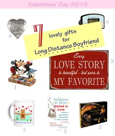 long distance relationship gift ideas #LDR