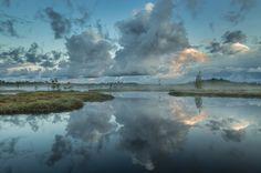Finland/Siikainen by Antti Partanen Finland, Clouds, River, Outdoor, Outdoors, Outdoor Games, The Great Outdoors, Rivers, Cloud