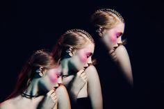 Rocker Chic Grunge Makeup Trend Editorial with Zanna Van Vorstenbosch | NEW YORK FASHION BEAUTY PHOTOGRAPHER- EDITORIAL COMMERCIAL ADVERTISING PHOTOGRAPHY | NEW YORK FASHION BEAUTY PHOTOGRAPHER- EDITORIAL COMMERCIAL ADVERTISING PHOTOGRAPHY