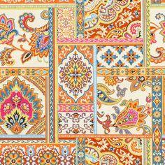 Tissu jacquard Babel - Tissus - MAISON Mondial Tissus Textile Pattern Design, Textile Patterns, Pattern Art, Print Patterns, Motifs Textiles, Textile Prints, Road Texture, Impression Textile, Art Chinois