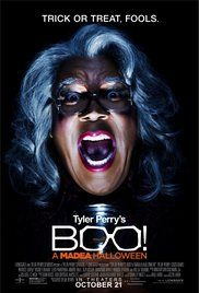 All tyler perry madea movies. Love him or fail to legitimize him, but tyler perry is the most powerful. Madea christmas, for all its narrative shortcomings, also has plenty of laughs. Boo A Madea Halloween, Films D' Halloween, Halloween 2016, Haunted Halloween, Halloween Cast, Halloween Poster, Halloween Night, Spooky Halloween, Ghosts