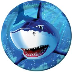 Shark Ocean Splash Party Supplies - Kids Party Supplies up to 50% off & Free Shipping