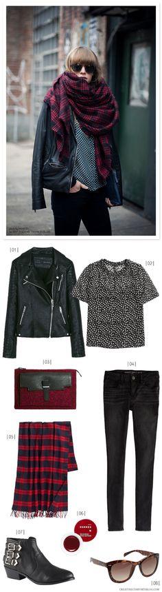 Style Snag: Look No.4 | Creature Comforts Blog