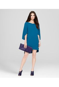 Patsy Dress Grape Harvest | Women's Dresses | Elie Tahari