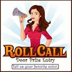 Roll Call Picture Created by Andrea Hutcheson