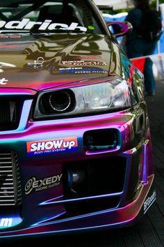 Sideways JDM - nothing Nissan Skyline, Nissan Gtr Skyline, Nissan Gtr R34, Tuner Cars, Jdm Cars, Jdm Wallpaper, Street Racing Cars, Auto Racing, Japanese Sports Cars