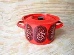 Kaj Frank Enamel Pot Dutch Oven