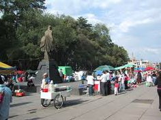 alameda park mexico city - Google Search