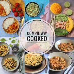 Cooking Chef, Batch Cooking, Weight Warchers, Multicooker, Light Recipes, Fried Rice, Meal Prep, Food And Drink, Healthy Recipes