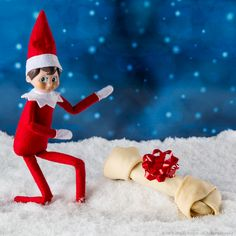 A new friend is arriving soon! Click for all the fun! | Elf on the Shelf Ideas | Christmas 2016
