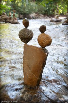 the art of rock balancing by michael grab | the art of rock, Garten dekoo