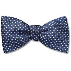 A blue bow tie would also look good with a tan summer suit