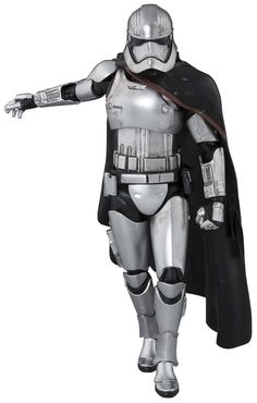 Amazon.com: BANDAI S.H.Figuarts CAPTAIN PHASMA THE FORCE AWAKENS STAR WARS: Toys & Games